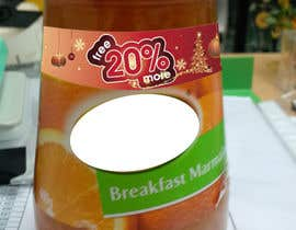 #205 para Design Sticker For Jam Bottle por mralee
