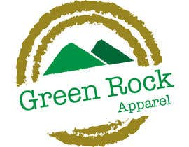 LDRWarlock tarafından Design a Logo for Green Rock Apparel için no 27
