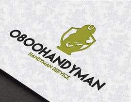 Nro 32 kilpailuun New logo for 0800klusjesman.nl käyttäjältä EdesignMK
