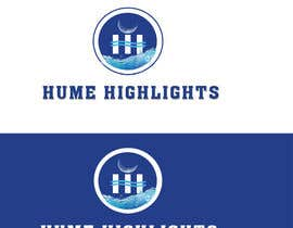 #28 for Design a logo for Hume Highlights af pradheesh23