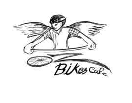 nº 32 pour Oz Bikes Cafe par subirdutta84