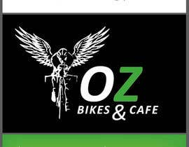 #27 for Oz Bikes Cafe by DavidClarkDesign