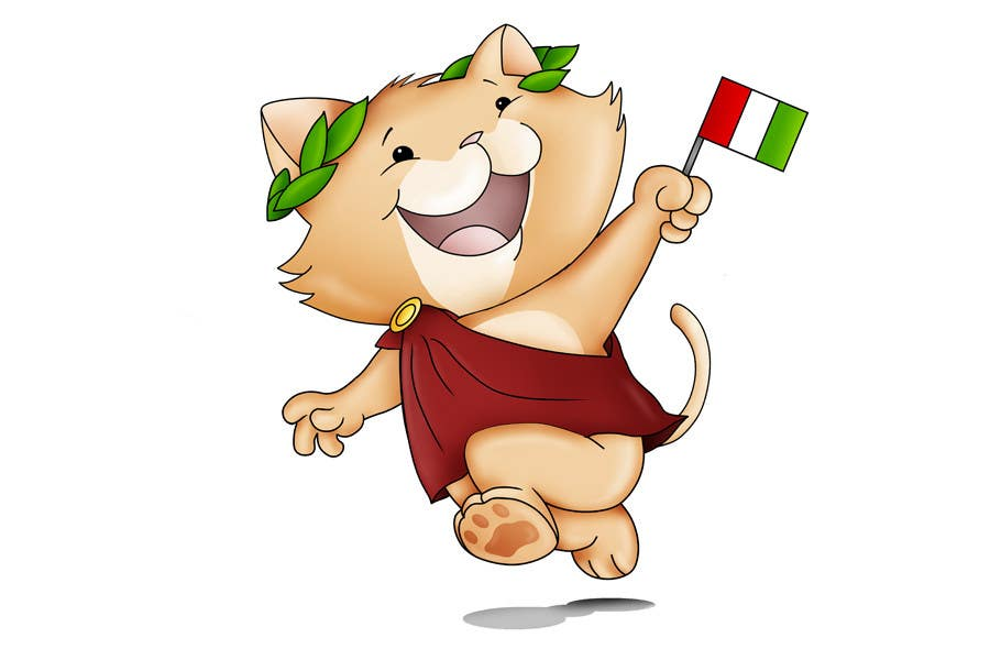 Contest Entry #155 for Mascot Design for Go! Go! Italia