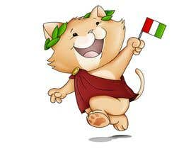 #155 for Mascot Design for Go! Go! Italia by mikekoubou