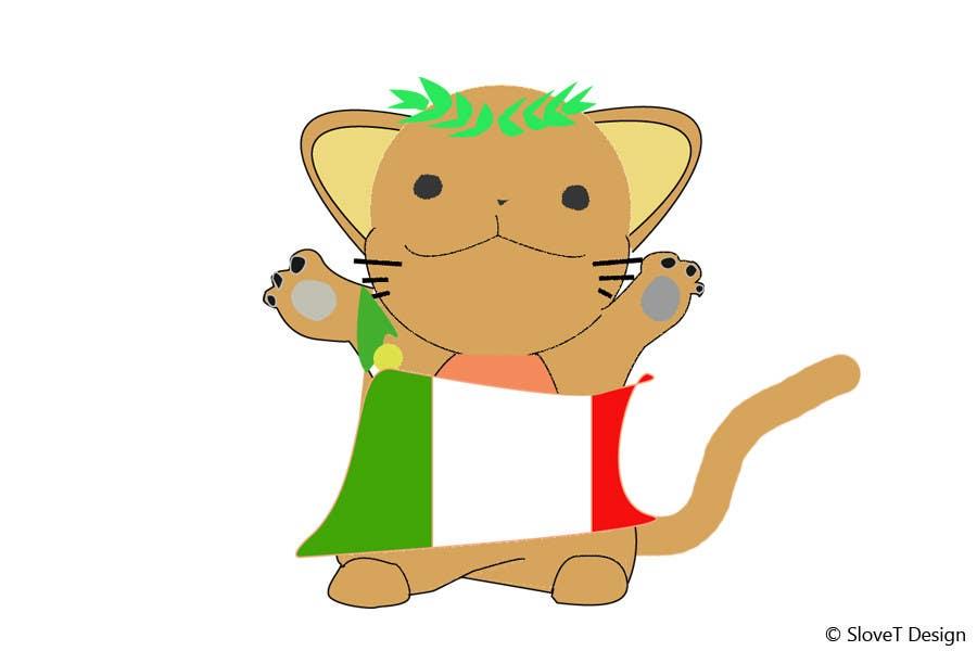 Participación en el concurso Nro.                                        94                                      para                                         Mascot Design for Go! Go! Italia