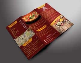 Nro 18 kilpailuun Design a Brochure(A4 FOLDED)  FOR Curry Hurry käyttäjältä stylishwork