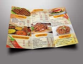 Nro 37 kilpailuun Design a Brochure(A4 FOLDED)  FOR Curry Hurry käyttäjältä stylishwork