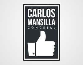 Nro 6 kilpailuun Logotipo para campaña electoral politica käyttäjältä jossmauri