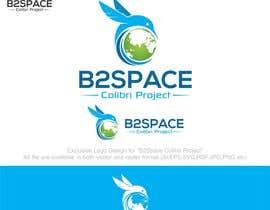 Nro 18 kilpailuun Logo design Space / Colibri käyttäjältä paijoesuper