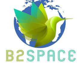 Nro 11 kilpailuun Logo design Space / Colibri käyttäjältä shadymoustafa
