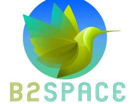Nro 24 kilpailuun Logo design Space / Colibri käyttäjältä shadymoustafa