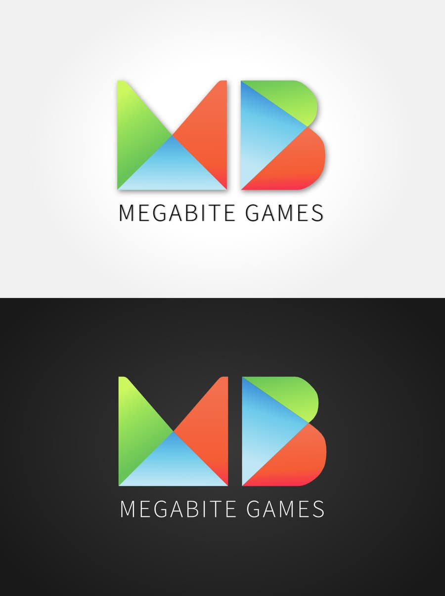 #31 for Design a Logo for MegaBite Games by peeterneeger