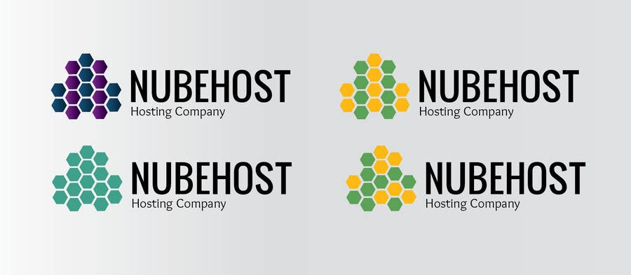 #94 for Logo redesign for Hosting Company by JazibUllah