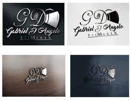 #32 for Hand lettering Filmmaker Logo Design by phyxan