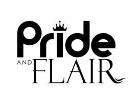 Nro 38 kilpailuun Diseñar un logotipo para la marca de ropa femenina Pride and Flair käyttäjältä MaikyMike