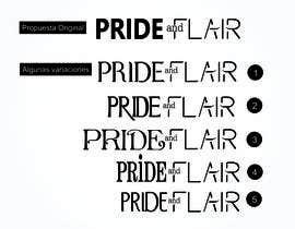 Nro 60 kilpailuun Diseñar un logotipo para la marca de ropa femenina Pride and Flair käyttäjältä Eve17
