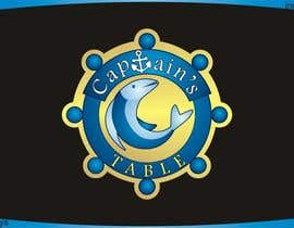 #101 for Design a logo for the brand 'Captain's Table' af innovys