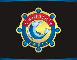 #92 untuk Design a logo for the brand 'Captain's Table' oleh innovys
