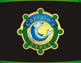 #97 untuk Design a logo for the brand 'Captain's Table' oleh innovys