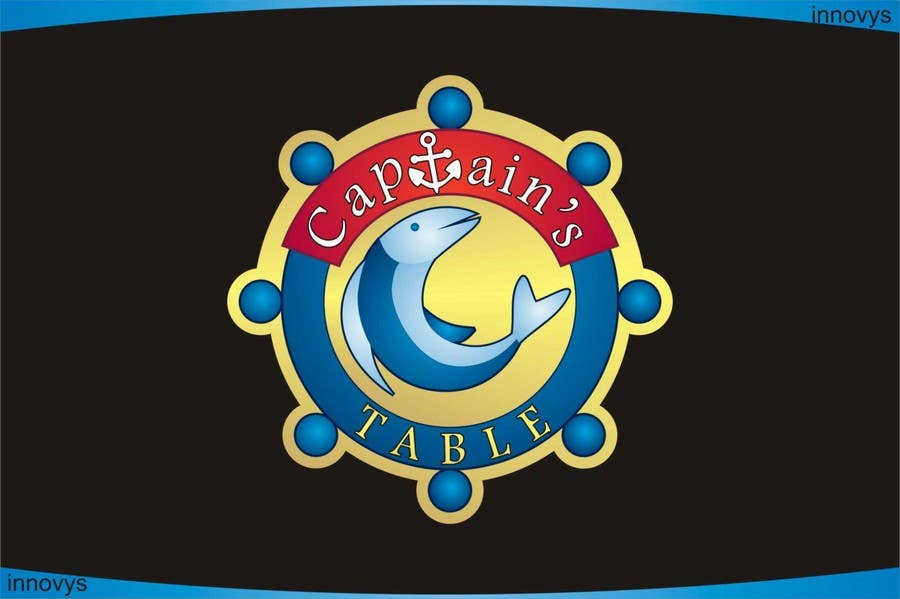 Konkurrenceindlæg #                                        98                                      for                                         Design a logo for the brand 'Captain's Table'
