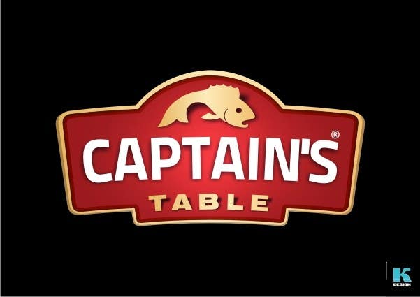Penyertaan Peraduan #20 untuk Design a logo for the brand 'Captain's Table'