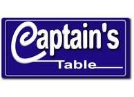 Graphic Design Konkurrenceindlæg #46 for Design a logo for the brand 'Captain's Table'