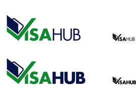 #69 for Logo Design for Visa Hub af hoch2wo