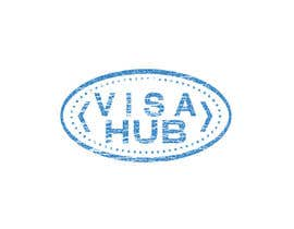#122 for Logo Design for Visa Hub by pupster321