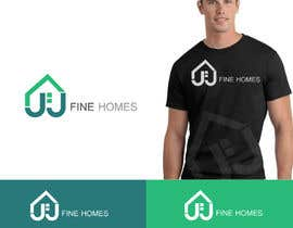 #74 for Logo Design Project for JJ Fine Homes Ltd. af johanmak
