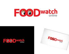 #71 pentru Logo Design for Food Watch Online de către emilymwh