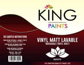 Nro 19 kilpailuun Paint Packaging Design käyttäjältä corinapitos