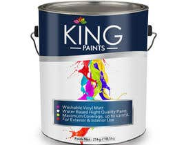 #23 for Paint Packaging Design by andreasaddyp
