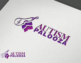 #57 for Design a Logo for Autism Palooza by grafkd3zyn