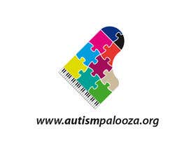 #44 for Design a Logo for Autism Palooza af alfonself2012
