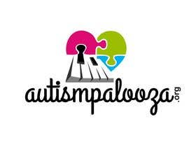 #11 for Design a Logo for Autism Palooza af uniqmanage