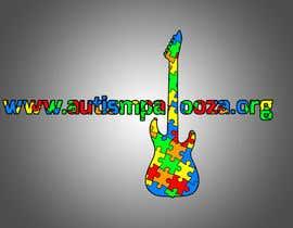 #54 for Design a Logo for Autism Palooza af ultimated