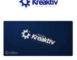 nº 70 pour Logo Design contest for Kreaktiv par HallidayBooks
