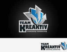 nº 21 pour Logo Design contest for Kreaktiv par logo24060