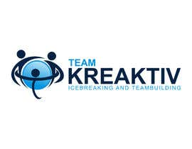 nº 34 pour Logo Design contest for Kreaktiv par ibed05