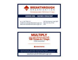 #99 para Develop a Corporate Identity for BREAKTHROUGH ORGANIZATION por KonstantinaD