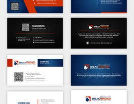 #86 para Develop a Corporate Identity for BREAKTHROUGH ORGANIZATION por thimsbell