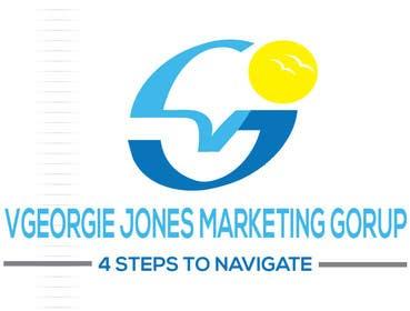 DesignStudio007 tarafından :Design a Logo for a new business: georgie jones 4 step marketing group için no 65