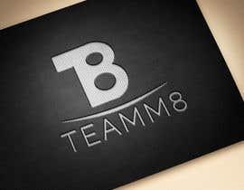 Nro 269 kilpailuun Redesigning the teamm8 logo käyttäjältä sonysasankan