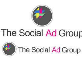 #24 para Develop a Corporate Identity for The Social Ad Group por Othello1