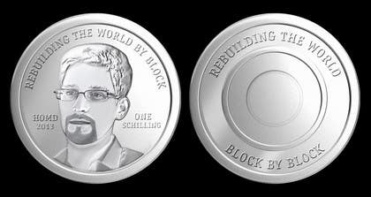 #13 for I need some Graphic Design for a coin token by samazran