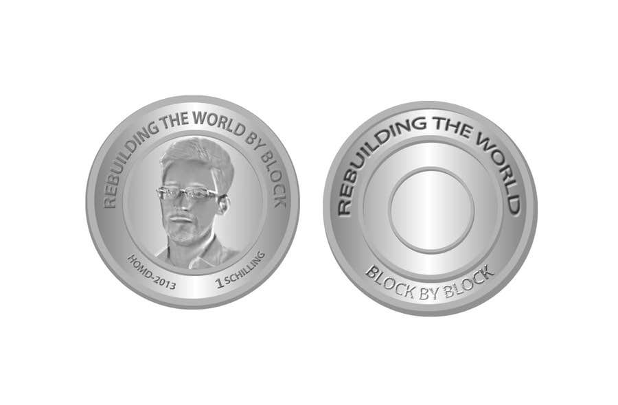 #20 for I need some Graphic Design for a coin token by mahossainalamgir