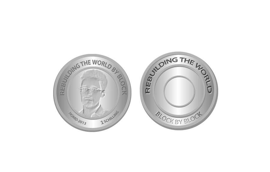 #21 for I need some Graphic Design for a coin token by mahossainalamgir