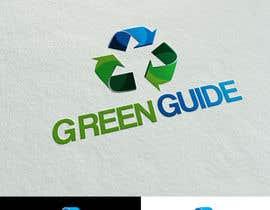 Nro 177 kilpailuun Create a logo for GreenGuides käyttäjältä colorgraphicz