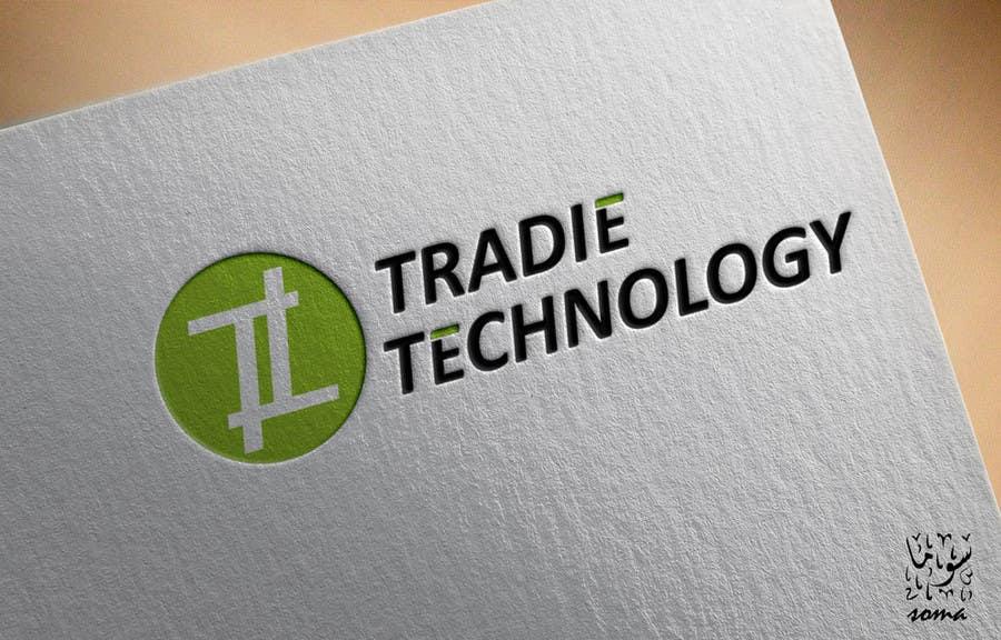 Bài tham dự cuộc thi #216 cho Design a Logo for Tradie Technology