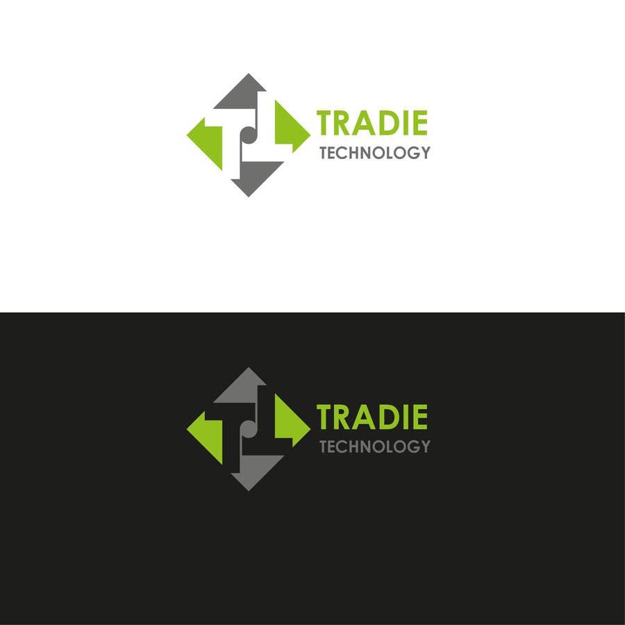 Bài tham dự cuộc thi #275 cho Design a Logo for Tradie Technology